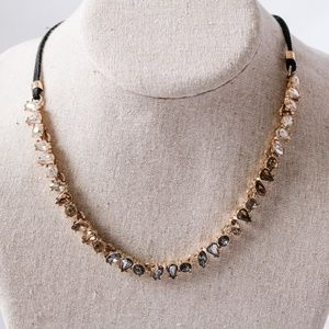 Stella&Dot - Beaded Tie Necklace
